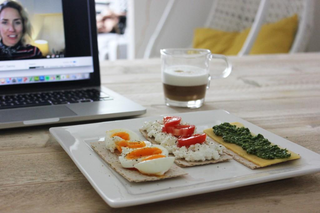 ontbijt 8 ap