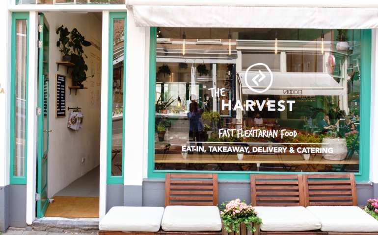 HOTSPOT: The Harvest