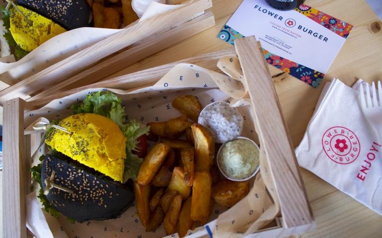 HOTSPOT: Flower Burger Rotterdam