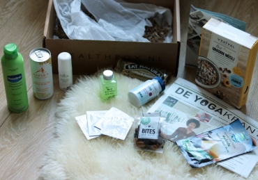 REVIEW: Healthbox me-time