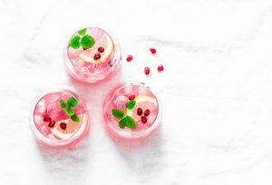 granaatappel cocktail