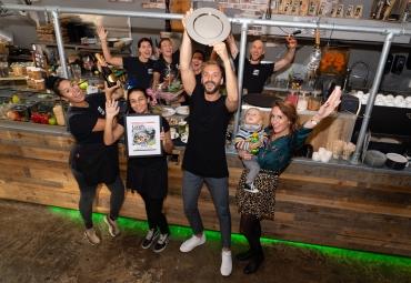 Baker&Moore wint: Lekkerste broodje van NL 2018