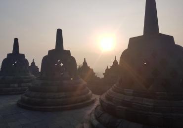 Drie dagen genieten in Yogjakarta