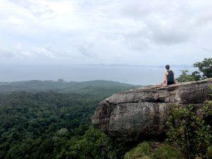 Ao Nang uitzicht